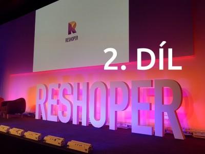 Jak je to s dopravou zdarma a další postřehy z konference RESHOPER – 2. díl