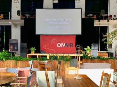 Ogilvy OnAir: o budoucnosti brandingu a reklamy